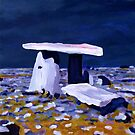 Poulnabrone, Clare by eolai