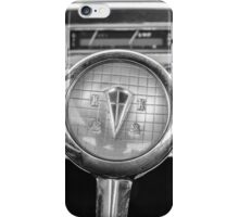 inside view iPhone Case/Skin