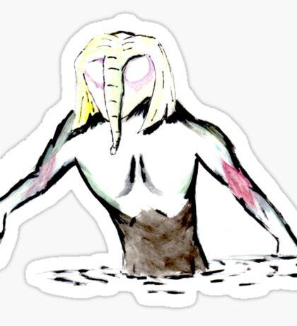 Gwen-Thing Sticker