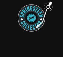 Springsteen Collector 2016 (Vinyl) Unisex T-Shirt