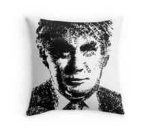 DONALD TRUMP 2 - Democratic primary Throw Pillow
