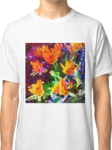 Vintage Country Garden Classic T-Shirt
