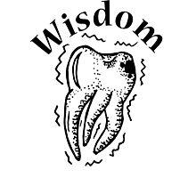 Wisdom Tooth Photographic Print