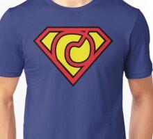 Superman vs Goku (Whis Gi Symbol) Unisex T-Shirt