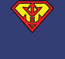 Superman vs Royal Saiyan Symbol Unisex T-Shirt