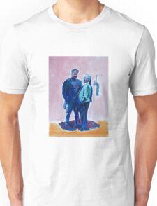 Men in Conversation 3 Unisex T-Shirt