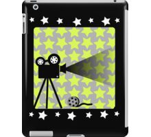 Old movies nostalgia iPad Case/Skin