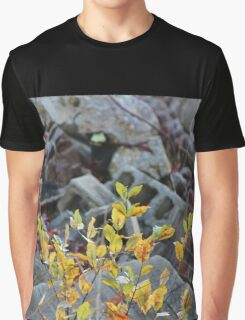 The Juxtaposition of Life and Death Graphic T-Shirt