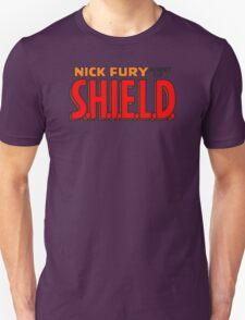 Nick Fury: Agent Of S.H.I.E.L.D. - Classic Title - Clean T-Shirt