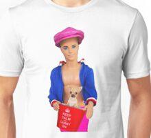 Keep Calm Little Chihuahua! Unisex T-Shirt