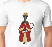 Lady Grey  Unisex T-Shirt