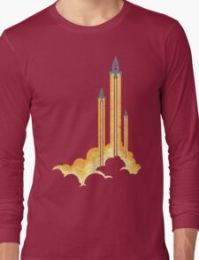 Lift-off! Long Sleeve T-Shirt