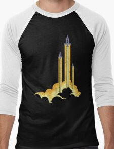 Lift-off! Men's Baseball ¾ T-Shirt