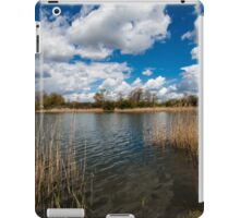 Cotswold Water park 2 iPad Case/Skin
