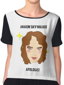 Those Younglings Deserved It Chiffon Top