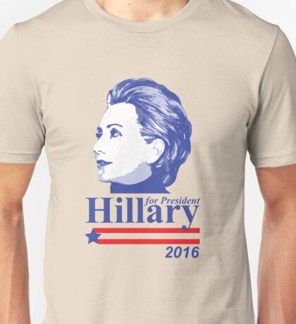 Hillary 2016 Unisex T-Shirt
