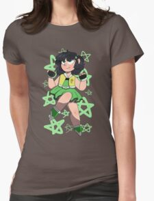 Buttercup Womens Fitted T-Shirt