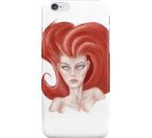THE FIRE WITCH iPhone Case/Skin