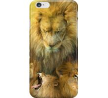 Seasons Of The Lion iPhone Case/Skin