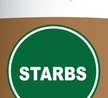 Starbucks Cup Katie Sticker