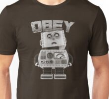 Obey The Robot Unisex T-Shirt