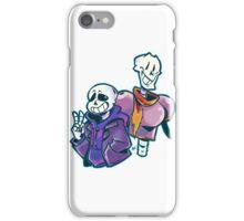 Bone-Bros Cover iPhone Case/Skin