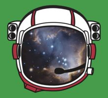 Space man One Piece - Short Sleeve