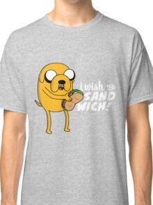 I wish for a sandwich Classic T-Shirt