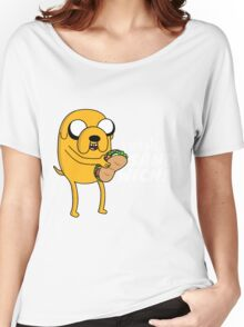 I wish for a sandwich Women's Relaxed Fit T-Shirt