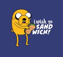 I wish for a sandwich Unisex T-Shirt