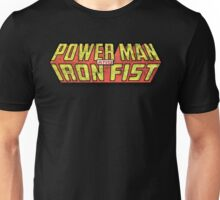 Power Man & Iron Fist - Classic Title - Dirty Unisex T-Shirt