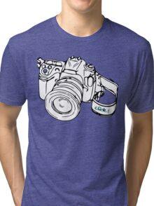 Click! Tri-blend T-Shirt