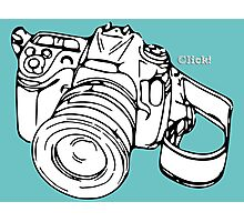 Click! Photographic Print