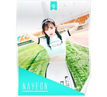 Twice Cheer up NaYeon Poster