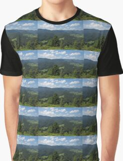 Just Breathe Deeply  Graphic T-Shirt