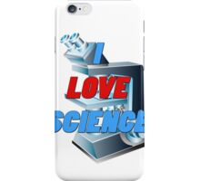 Love Science iPhone Case/Skin