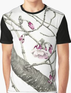 April Blossoms Graphic T-Shirt