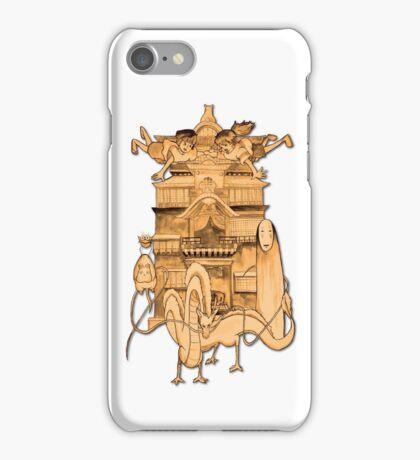 Spirited Away iPhone Case/Skin