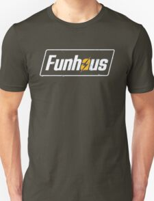 Fallout 4 | Funhous | Logo | Black Background | High Quality! T-Shirt