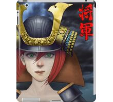 Pin Up Samurai iPad Case/Skin