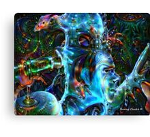 Ice Queen Canvas Print