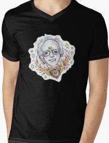 Sailor Bernie Mens V-Neck T-Shirt