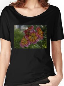 Exotic Spring Flowers  Women's Relaxed Fit T-Shirt