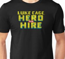 Luke Cage: Hero For Hire - Classic Title - Dirty Unisex T-Shirt