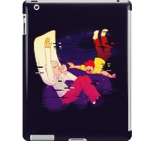 Glitch Series #2- Rick and Morty iPad Case/Skin