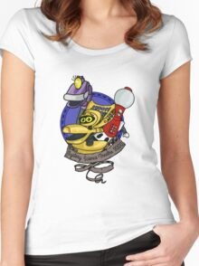 Mst3k Women's Fitted Scoop T-Shirt