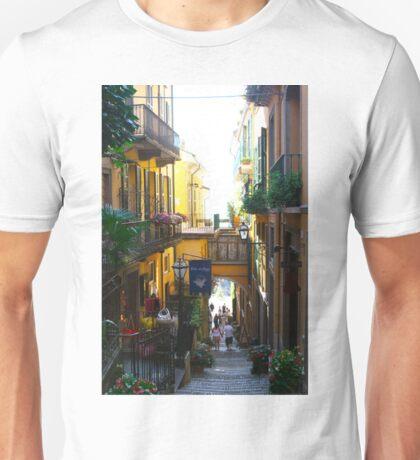 Stairs Bellagio Italy Unisex T-Shirt