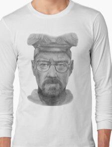 Walter white Long Sleeve T-Shirt