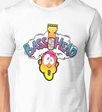 Sour Face & Heavy Bass Unisex T-Shirt