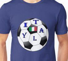 ITALY SOCCER Unisex T-Shirt